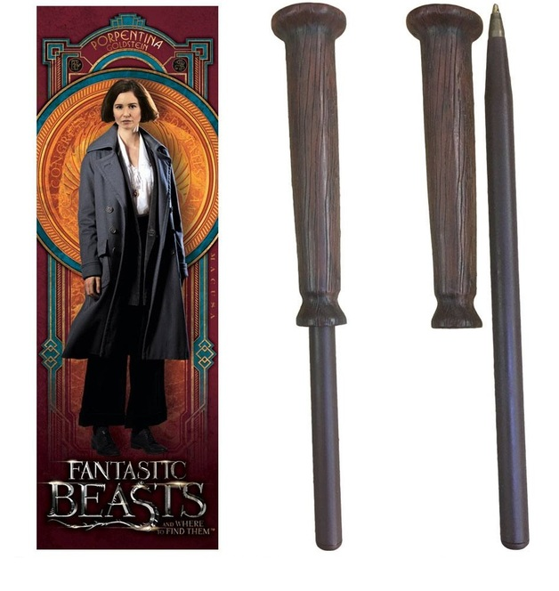 Fantastic Beasts: Pen & Bookmark - Porpentina Goldstein