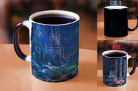 Disney's (Cinderella Dancing in the Starlight) Morphing Mugs Heat-Sensitive Mug