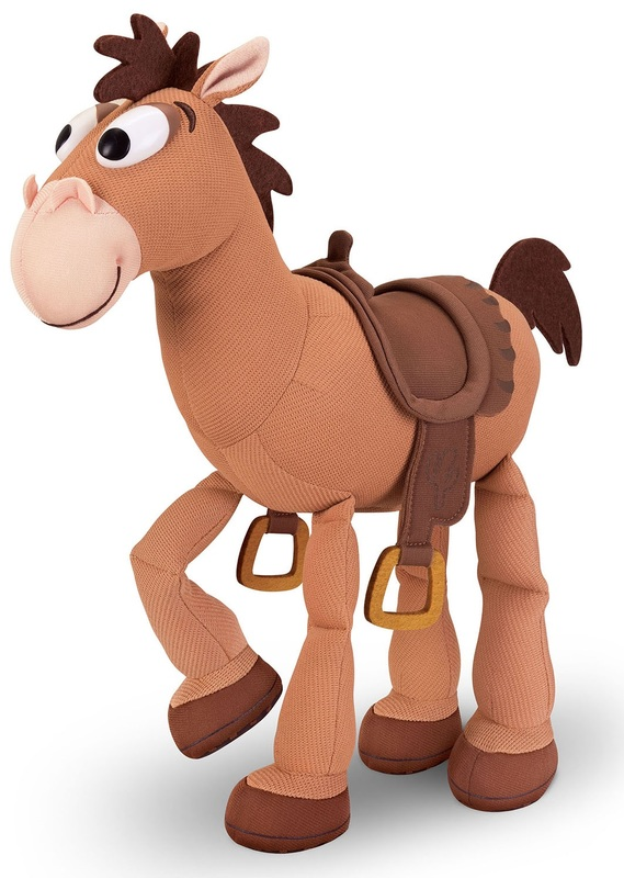 """Toy Story 4: Bullseye - 12"""" Deluxe Sound Effects Figure"""