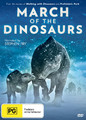 March Of The Dinosaurs on DVD