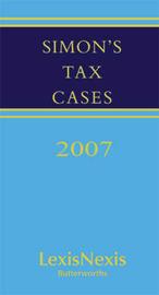 Simon's Tax Cases image