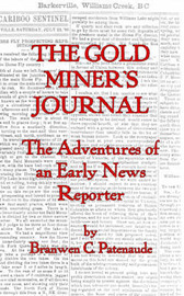 The Goldminer's Journal by Branwen C. Patenaude image