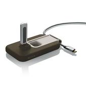 Belkin 7 Port Brown USB2.0 Plus Hub Brown image