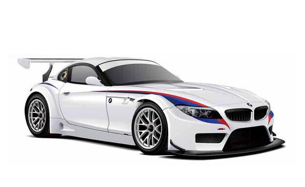 Fujimi Bmw Z4 Gt3 2011 1 24 Scale Model Kit Images At
