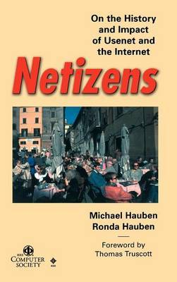 Netizens by Michael Hauben image