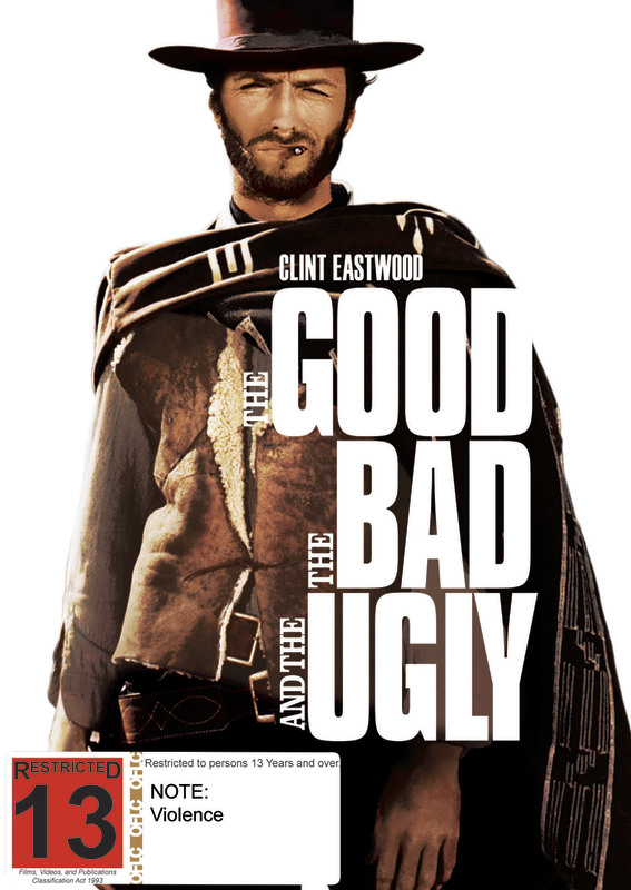 The Good Bad, & The Ugly on DVD