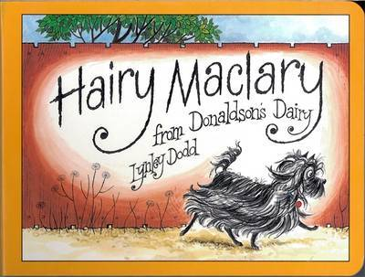Hairy Maclary from Donaldson's Dairy by Lynley Dodd image