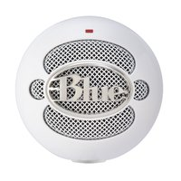 Blue Microphones Snowball iCE USB Condenser Microphone (White) for  image