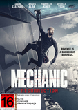 Mechanic: Resurrection DVD