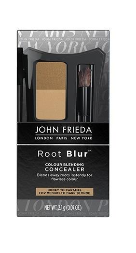 John Frieda Root Blur Blonde Med/Drk Honey Caramel