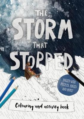 The Storm That Stopped Colouring & Activity Book image
