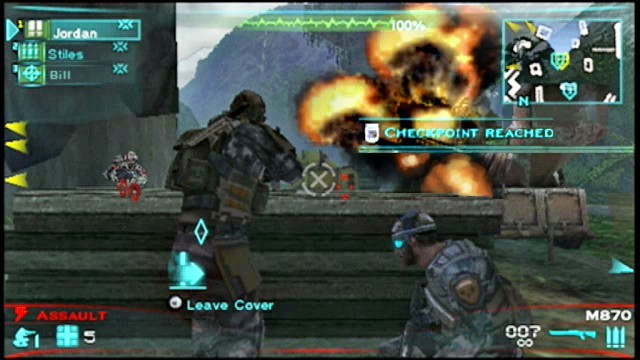 Tom Clancy's Ghost Recon: Predator for PSP image
