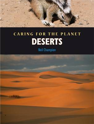 Deserts by Nigel Champion image