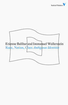 Race Nation Class by Etienne Balibar