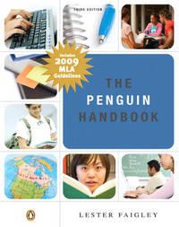 The Penguin Handbook: MLA Update by Lester Faigley image