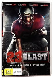 23 Blast on DVD