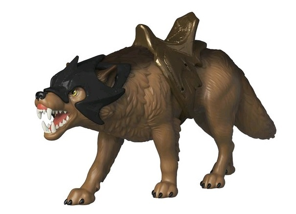 DC Primal Age: Ace the Bat Hound - Action Figure image