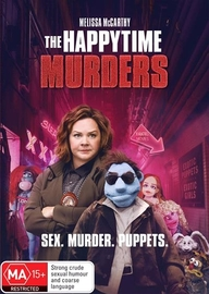 The Happytime Murders on DVD