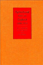 Agricultural Rent in England, 1690-1914 by M.E. Turner