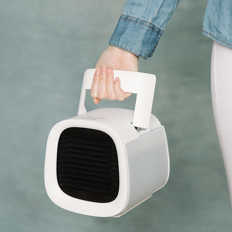 Evapolar: evaCHILL Personal Air Conditioner (Urban Grey) image