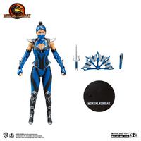 "Mortal Kombat: Kitana - 7"" Action Figure"