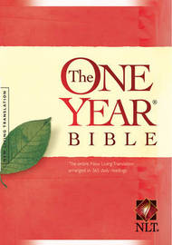 One Year Bible-Nlt image
