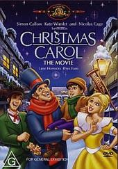 A Xmas Carol on DVD