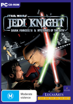 Star Wars Jedi Knight: Dark Forces II + Mysteries of the Sith for PC Games