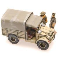 Flames of War - Morris 15 cwt Truck (x2)