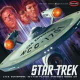 Star Trek Original Series NCC-1701 1/350 Scale Model Kit