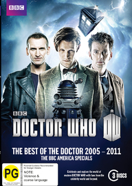 Doctor Who: The Best of the Doctor 2005-2011 The BBC America Specials on DVD