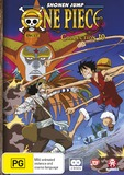 One Piece Uncut - Collection 19 on DVD