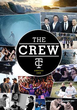 The Crew - Season 1 on DVD
