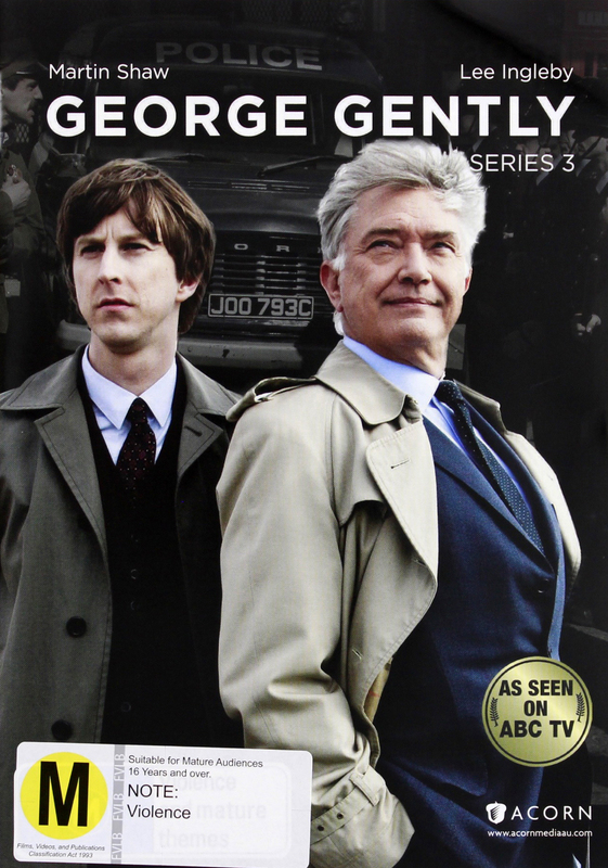 Gently Down the Stream (Inspector George Gently Series Book 3)