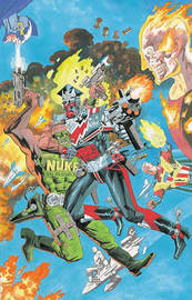The Marshal Law Omnibus by Pat Mills image