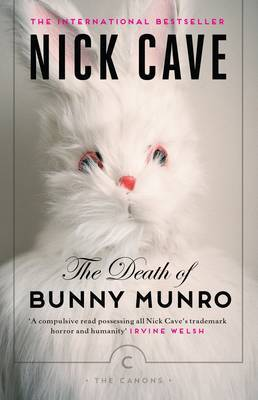 The Death of Bunny Munro by Nick Cave image