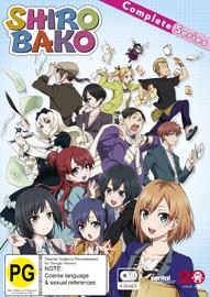 Shirobako: Complete Series - (Subtitled Edition) on DVD