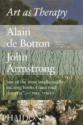 Art as Therapy by Alain Botton image