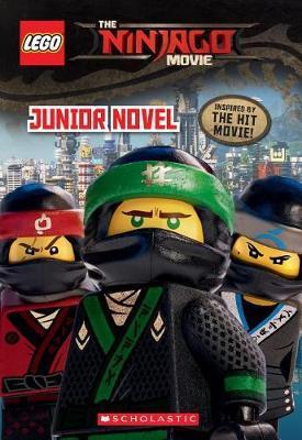 The Ninjago Movie: The Novel by Kate Howard image