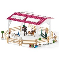 Schleich: Riding School with Riders and Horses