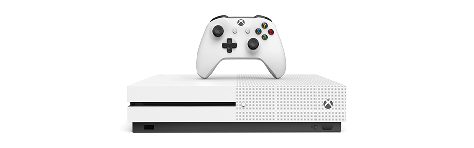 Xbox One S 1TB Forza Horizon 4 Console Bundle for Xbox One image