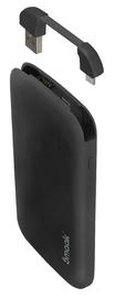 Smaak™ Voltage 20000 Dual 2.4A Power Bank,Lightning - Black