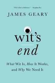 Wit's End by James Geary image