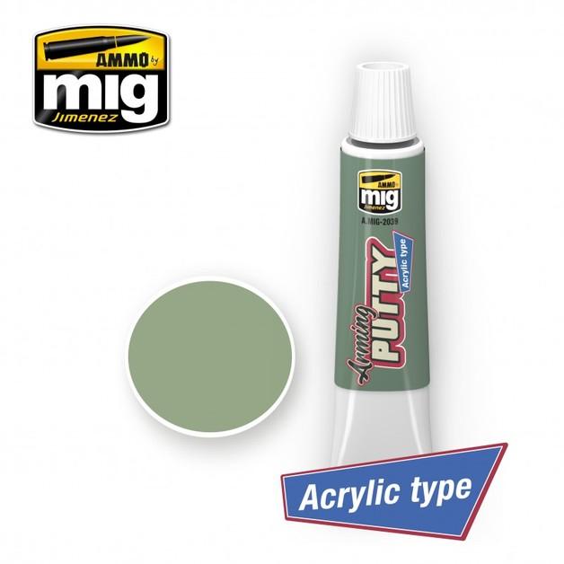 Arming Putty: Acrylic Type