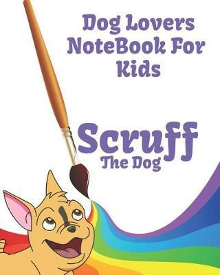 Dog Lovers Notebook for Kids by David Jooste image