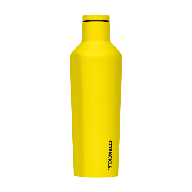 Corkcicle: Canteen - Neon Yellow (473ml)