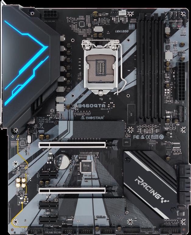 BIOSTAR B460GTA ATX Motherboard