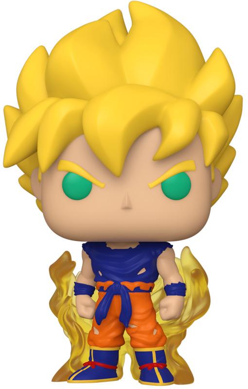 Dragon Ball Z: Super Saiyan Goku (First Appearance) - Pop! Vinyl Figure