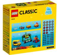 LEGO Classic: Bricks and Wheels - (11014)