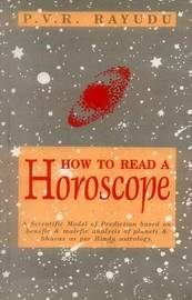 How to Read a Horoscope by P.V.R. Rayudu image